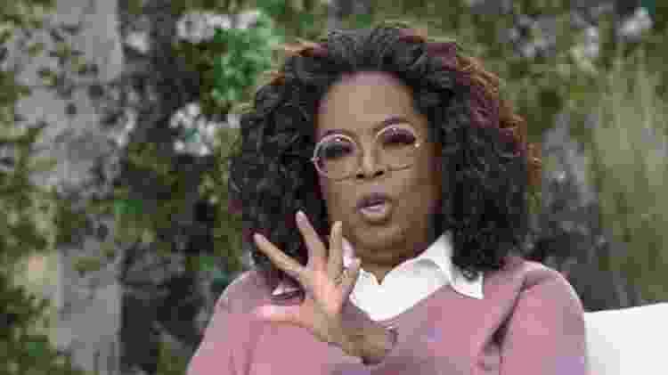 Oprah - Reprodução/YouTube - Reprodução/YouTube