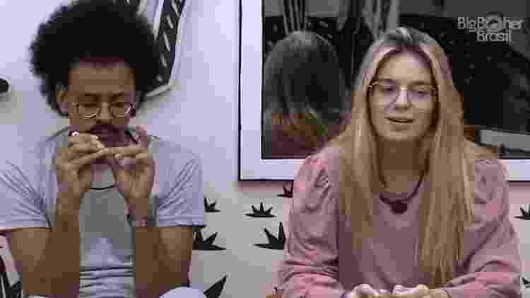 BBB 21: Viih Tube fala sobre votação - Reprodução/Globoplay - Reprodução/Globoplay