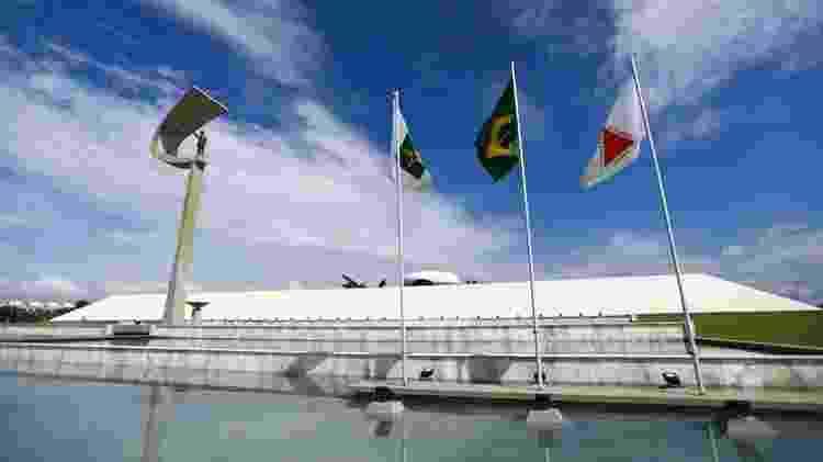 Memorial JK, onde descansa o corpo do ex-presidente - Marcelo Camargo/Agência Brasil - Marcelo Camargo/Agência Brasil