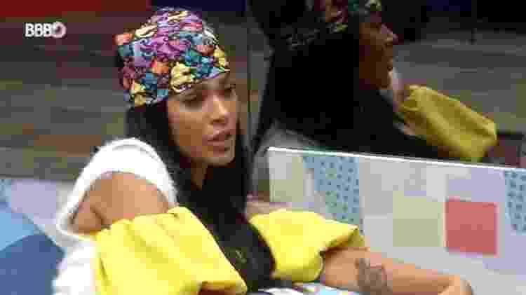BBB 21: Pocah desabafa após treta com Camilla e Juliette - Reprodução/Globoplay - Reprodução/Globoplay