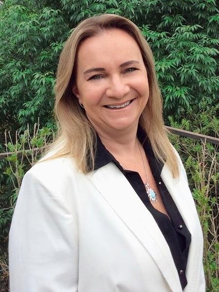 A psicóloga Ana Dividino é vice-presidente de negócios da multinacional Softtek - Divulgação