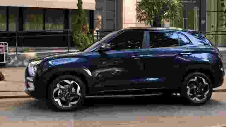 Flagra Novo Hyundai Creta - @carsbysfs - @carsbysfs