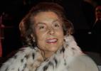 Liliane Bettencourt, herdeira da L'Oréal, morre aos 94 anos (Foto: Getty Images)