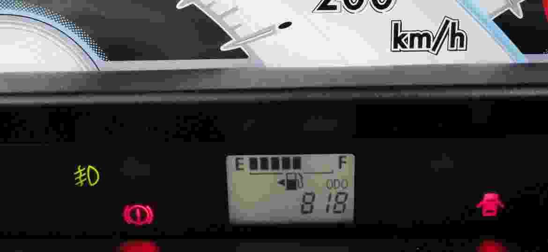 "Marcador de combustível é ""inimigo"" de alguns motoristas - Claudio Luis de Souza/UOL"