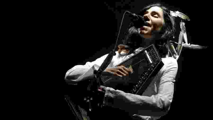 PJ Harvey no Primavera Sound Festival 2013 - Marta Pérez/EFE