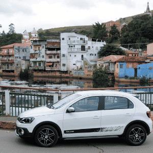 Volkswagen Gol Rallye 2014 - Murilo Góes/UOL