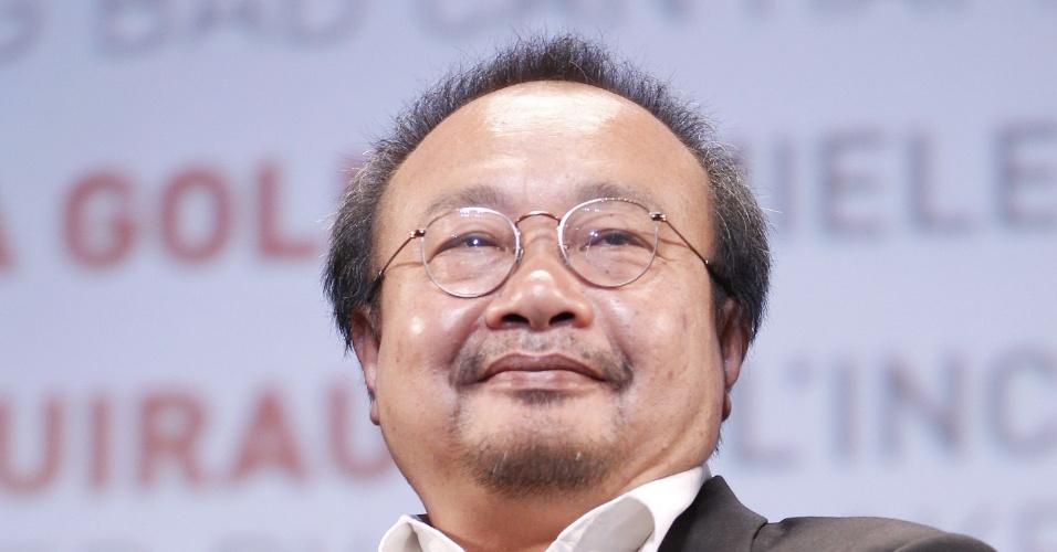 O diretor cambojano Rithy Panh ganha o prêmio da mostra Um Certo Olhar, com o filme