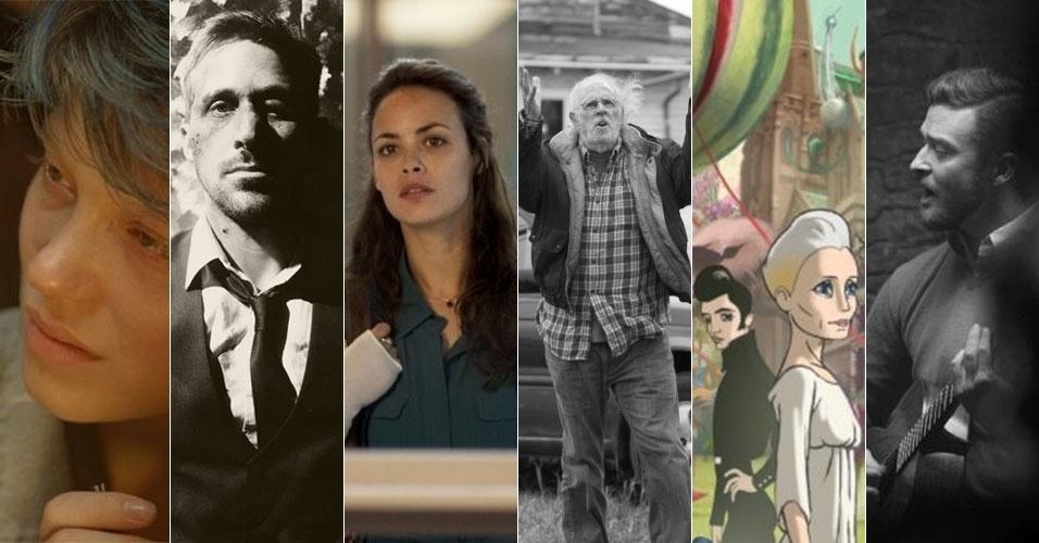 Montagem de filmes de Cannes