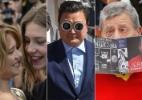 Dez imagens ajudam a contar como foi o Festival de Cannes; veja - Montagem/UOL
