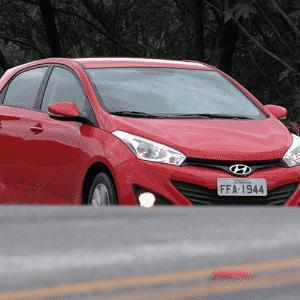 Hyundai HB20 1.6 Style automático - Murilo Góes/UOL