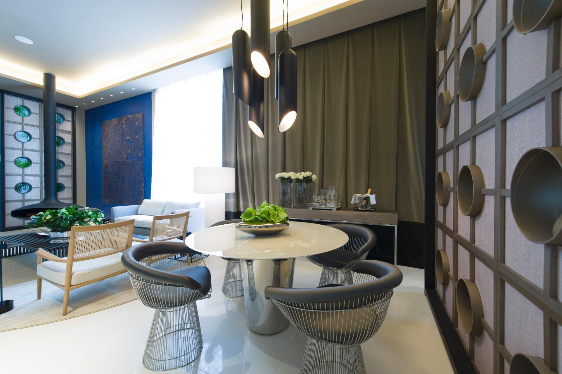 O Loft do Casal, de 120 m², projetado por Denise Barretto. A 27ª Casa Cor SP segue até dia 21 de julho de 2013, no Jockey Club de São Paulo