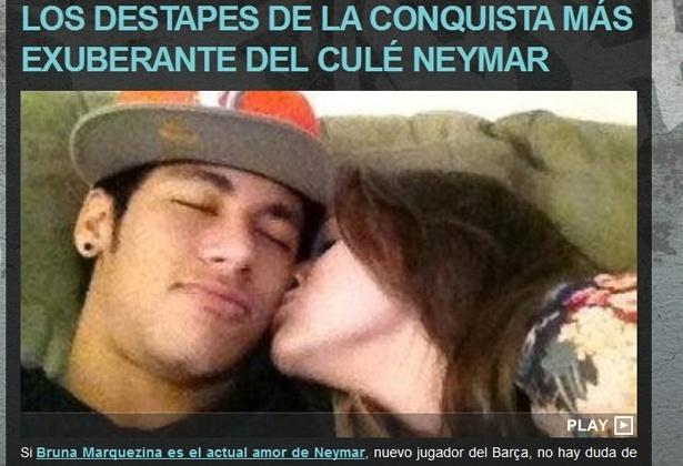 26.mai.2013 - Blog do site esportivo espanhol