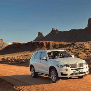 BMW X5 2014 - Divulgação