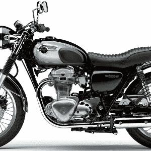 Kawasaki W800 - Divulgação