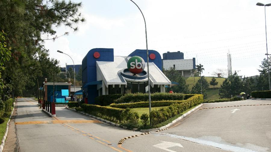 Portaria do SBT, na Anhanguera - Divulgação / Sbt