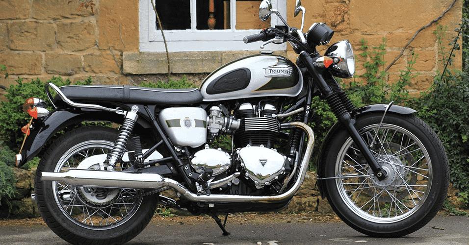 Triumph Bonneville T100 - Infomoto