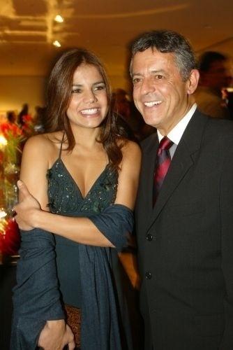 A diferença de idade entre Nívea Stelmann e Marcos Paulo é de 23 anos. O casal namorou entre maio de 2005 e novembro de 2006. Marcos Paulo morreu em novembro de 2012, aos 61 anos