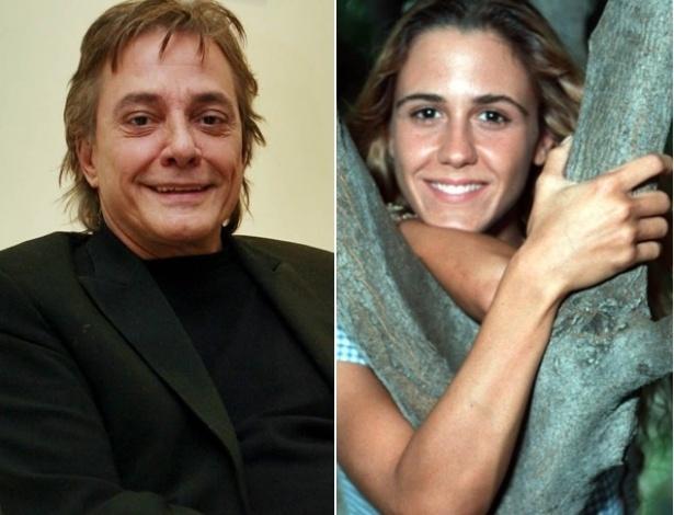 Guilhermina Guinle tinha 19 anos quando se casou com o cantor Fabio Jr, que na época estava com 40 anos. O casamento dos dois durou quatro anos