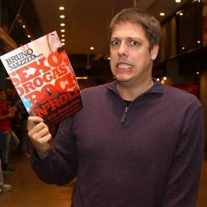 O humorista Fábio Porchat, um dos destaques do festival - AgNews
