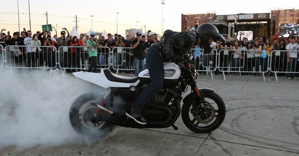 Harley-Davidson celebra 110 anos em SP