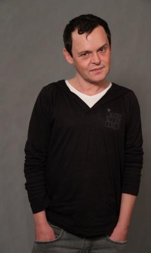 "4.jun.2013 - Matheus Nachtergaele será Encolheu no remake de ""Saramandaia"""