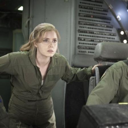 """Amy Adams vive a repórter Lois Lane em """"O Homem de Aço"""" - Divulgação"""