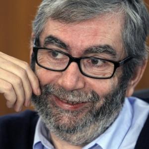 Escritor espanhol Antonio Muñoz Molina - Kote Rodrigo/EFE