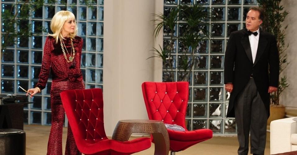 4.jun.2013 - Na nova versão da série, a empregada Neide Aparecida volta rica ao apartamento do Largo do Arouche e promove um reencontro entre os principais personagens da série