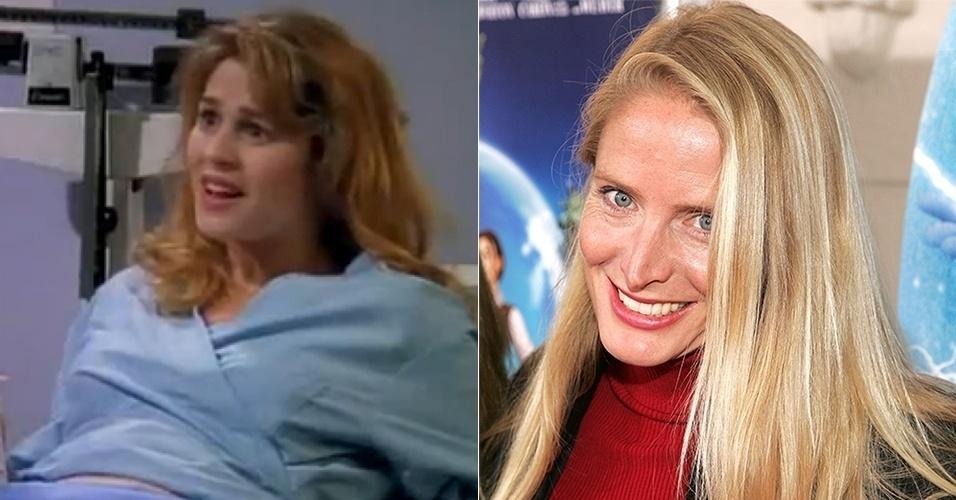 Anita Barone interpretou Carol Willick em um episódio de Friends. Foi substituída por Jane Sibbett