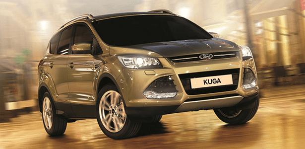 Ford Kuga: Buenos Aires vai recebê-lo, mas fabricar na Argentina é outra história - Divulgação