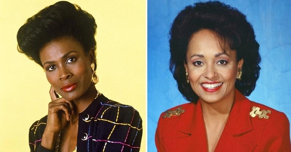 """Janet Hubert foi substituída por Daphne Reid em """"Um Maluco no Pedaço"""""""