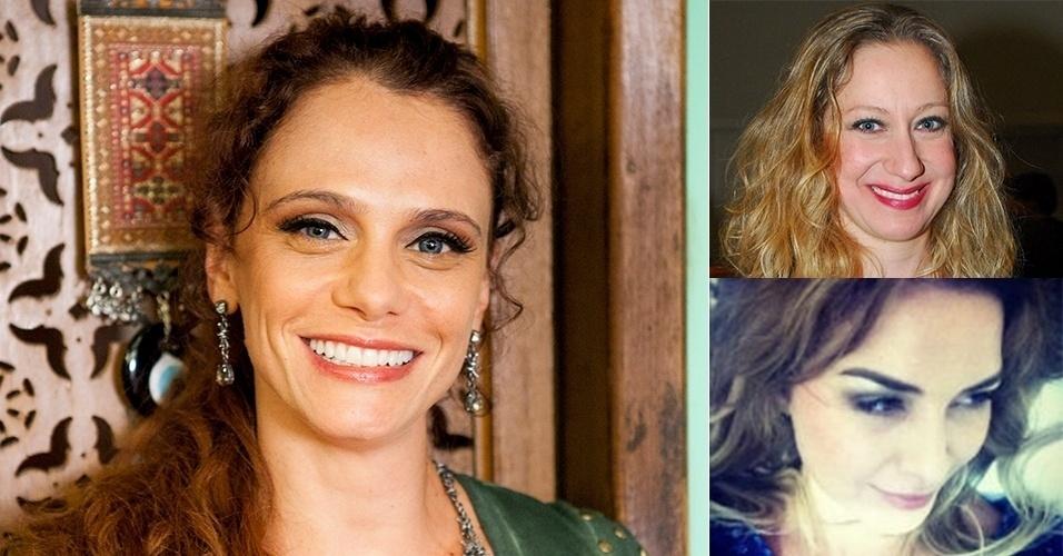 Luciana Birolli, Fabiana Gugli, Malu Galli