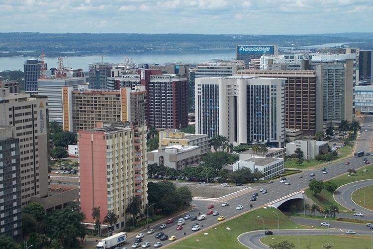 Setor Hoteleiro sul é uma das regiões que concentram opções de hospedagem em Brasília
