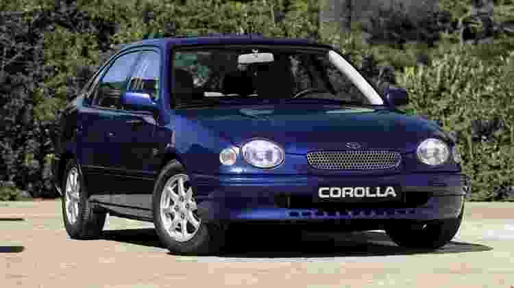 Corolla 1998 - Divulgação - Divulgação