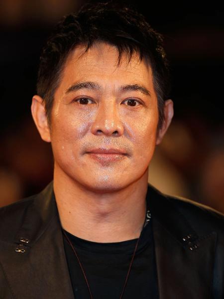 O ator, produtor de cinema, artista marcial e campeão de wushu Jet Li  - Getty Images