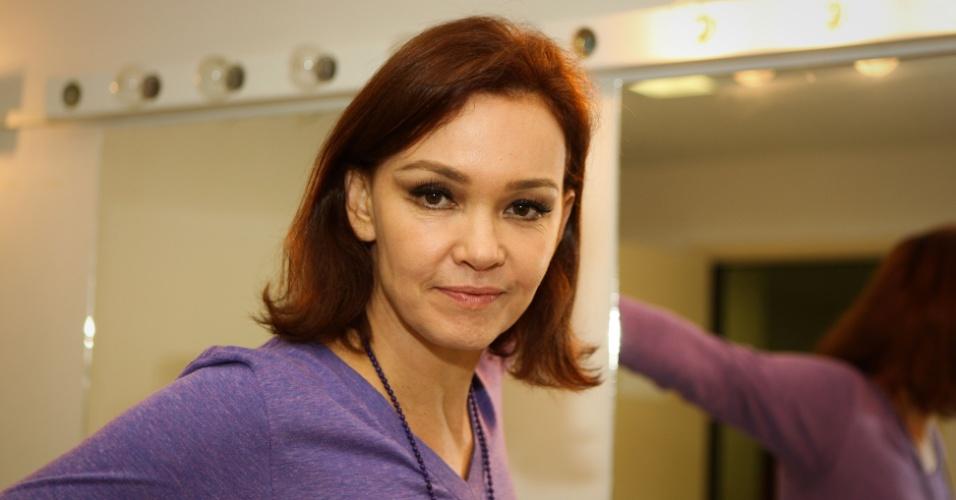 2013 - A atriz Júlia Lemmertz
