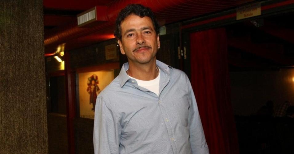 2013 - O ator Marcos Palmeira