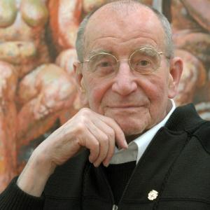 08.jun.2013 - Pintor alemão Willi Sitte, que morreu neste sábado aos 92 anos  - EFE