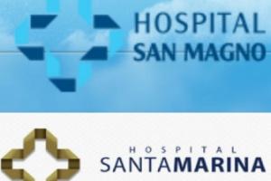 """A marca do hospital de """"Amor à vida"""", San Magno, é igual a de um em Campo Grande (MS)"""