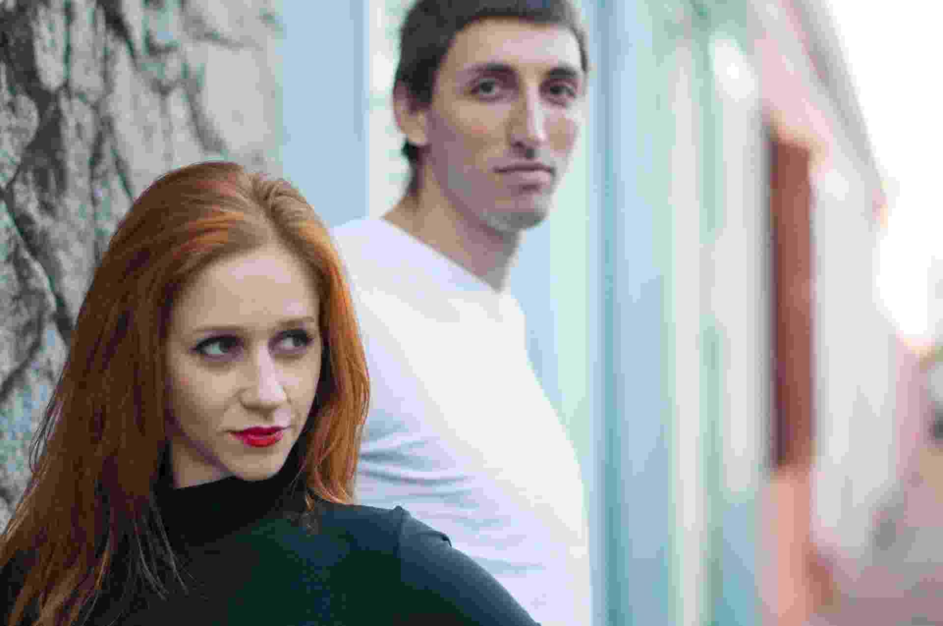 (6.junho.2013) Ricardo Bardo, 30, e Vanessa Fada, 29, dupla que forma a banda Bardoefada em Porto Alegre, Rio Grande do Sul - Nede Losina/UOL