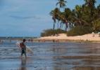 Piscinas naturais e natureza propiciam ecoturismo na Praia do Forte - João Alvarez/UOL