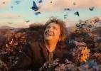 """Bilbo joga ping pong com Nori e Dori em vídeo de bastidores de """"Smaug"""" - Reprodução"""