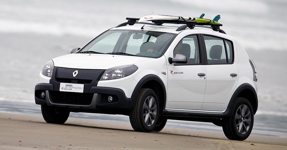 Renault Sandero Steway Rip Curl