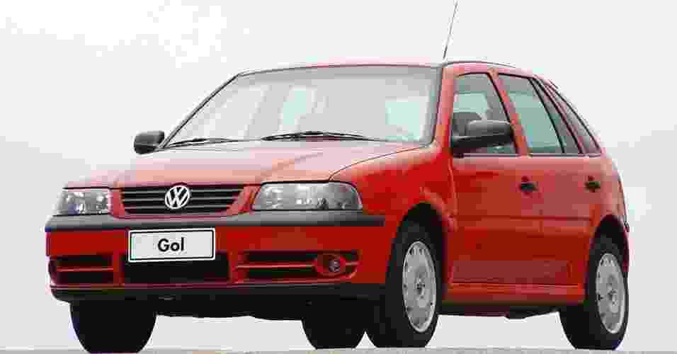 Volkswagen Gol 1.6 TotalFlex 2003 - Divulgação