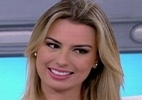 Ex-BBB Fernanda diz que exagerou na hora de conquistar André - Reprodução/TV Globo