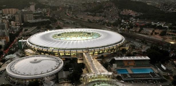 Anexos do estádio do Maracanã são considerados patrimônio cultural do Rio