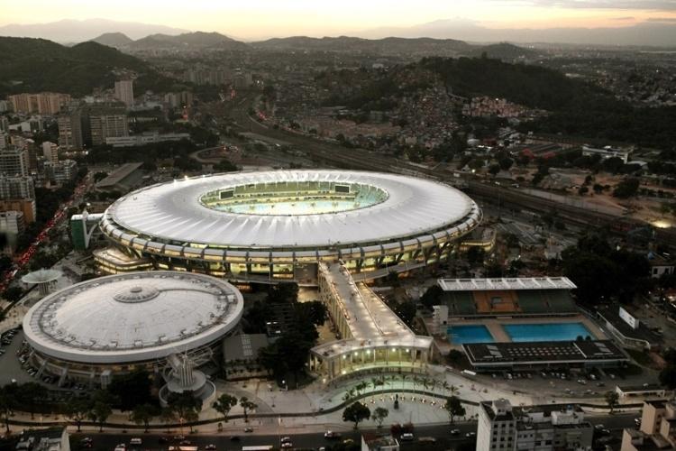 Após quase três anos de reformas, o Maracanã reabriu suas portas em 2013 e vai sediar os jogos da Copa do Mundo de 2014