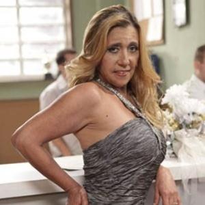 """Rita Cadillac em cena gravada para """"Amor à Vida"""""""