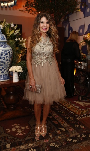 12.jun.2013 - Elba Ramalho na festa do Prêmio da Música Brasileira