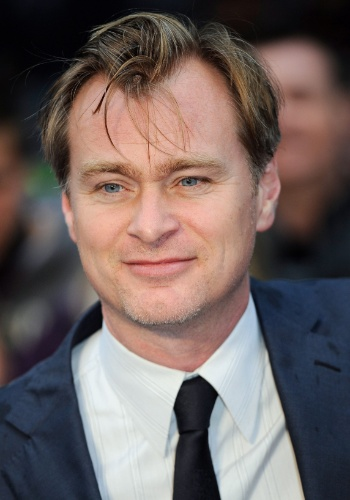 12.jun.2013 - O cineasta Christopher Nolan, que é um dos produtores de
